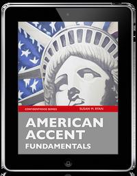 American Accent iPad book