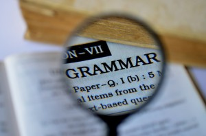 Is your accent effecting your grammar?